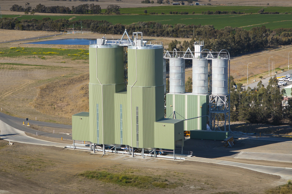3,000 tonnes of Silo Storage